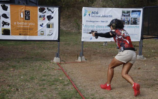Serangkaian HUT RI, 203 Atlet Tembak dari 12 Negara Ikuti Kejuaraan Tembak di Bali
