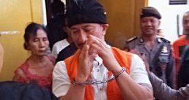 Terjerat Kasus Narkoba,Mantan Sekjen Ormas di Bali Diadili
