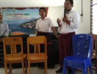 Dari Teras Rumah,TBIN Masuk Bursa Inovasi Desa Solor Timur