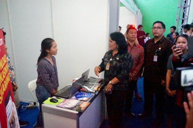Denpasar Book Fair 2019 Resmi Digelar Gandeng Komunitas,Bangun Semarak Perbukuan dan Budaya Literasi