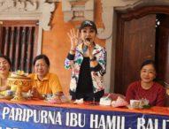 Tutup Posyandu Paripurna 2019, Selly Mantra Tekankan Keberlanjutan Program di Masing-masing Banjar