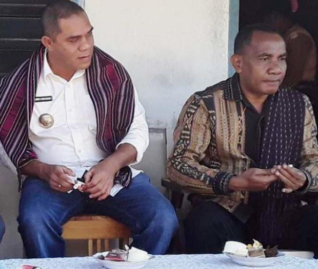Robert Kreta Pegang Palu Ketua Sementara DPRD Flotim, Kursi Wakil Ketua I Final