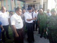 Gubernur Viktor Laiskodat Janji Selesaikan Hotmix Jalan di Pulau Solor
