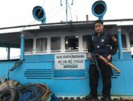 Bea Cukai Tangkap Kapal Penyelundup Pakaian Bekas dari Luar Negeri