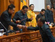 Dewan Setujui Ranperda APBD-P Kota Denpasar Tahun 2019