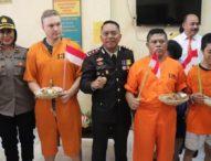 Polresta Denpasar Ajak Tahanan Rayakan HUT RI
