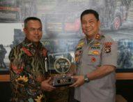 Kapolda Bali Terima Audiensi BNI Wilayah Bali-Nusra