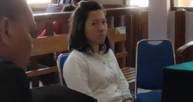 Nilep Komisi Karyawan, Mantan Supervisor PT. MBS Diadili