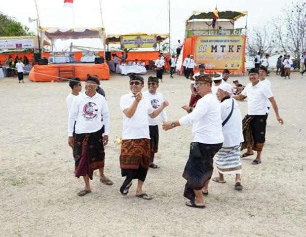 Jaya Negara Buka Tanjung Mel Kite Festival ke11