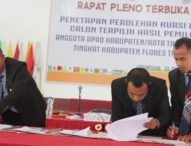 PDI Perjuangan Kuasai Kursi DPRD Flotim