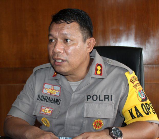 Hari Ini Kapolres Flotim Laksanakan Sertijab 8 Jabatan Perwira