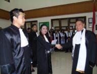Advokat Harus 10 Kali Lebih Pintar dari Penegak Hukum Lain