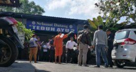 Polisi Gelar Rekonstruksi Pembunuhan SPG