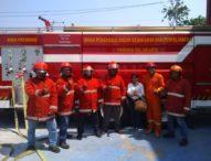 Satpol PP Flotim Miliki Lima Anggota Pemadam Kebakaran Profesional