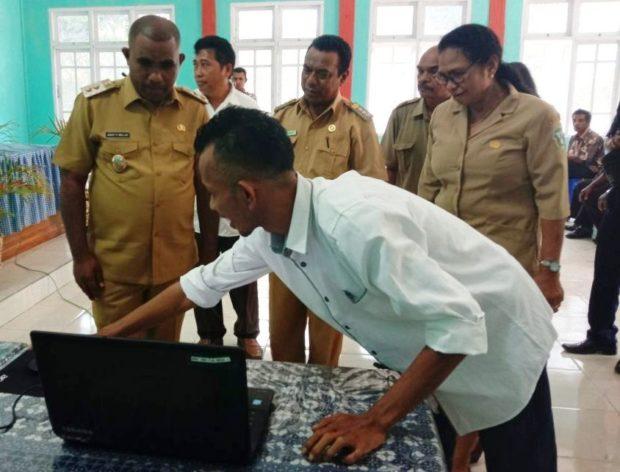 Wabup Flotim Agus Boli: Desa Sudah Saatnya Go Technology