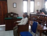 Jual Rokok Tanpa Pita Cukai, Penjual di Kreneng Dihukum 15 bulan