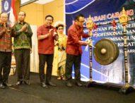 Jaya Negara Buka BPC Muscab Gapensi VII Kota Denpasar