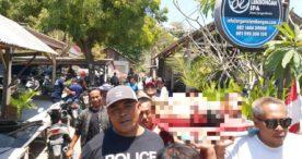 Boat Dihantam Ombak di Nusa Penida, Dua Wisman Meninggal