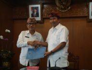 Pemkot Terima Tim Pemeriksaan Reguler dan Monitoring Inspektorat Provinsi Bali