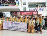 16 Anggota FFI Murray Bridge Australia Kunjungi STIKOM Bali