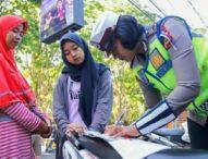 Ops Patuh Agung 2019, Polda Bali : Tidak ada Pilih Kasih Menindak Pengendara tanpa Helm