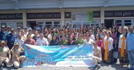 Wujud Motivasi Peduli Sesama, Dishub Denpasar Serahkan Bantuan Sosial di 15 Lokasi