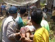 Warga Desa Waiula Dikejutkan Dengan Peristiwa Cucu Bunuh Neneknya