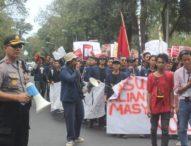 Mahasiswa dan Masyakarat di Bali Gelar Aksi Tolak Revisi UU KPK