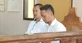 Dua Pelaku Pengeroyok Anggota Polisi di Queen Billiar Diadili