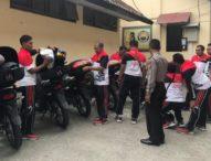Kasubag Logistik Cek Kelengkapan Sepeda Motor Dinas Baru dari Polda Bali