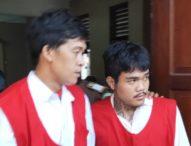 Impor Sekilo Sabu, Dua Terdakwa Asal Thailand Dituntut 18 Tahun