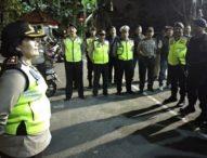 Wakapolres Badung Pimpin Patroli Sekat di Wilayah Wisata Petitenget