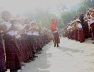 Drumband Tradisional SDN Lamatou, Meriahkan Pembukaan Festival Lamaholot