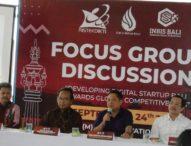Walikota Denpasar Siap Gandeng ITB STIKOM Bali Tumbuhkan Digital Startup