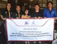 Berkat Sentuhan Dosen ITB STIKOM Bali, Pia Sinar Baturiti Makin Bersinar
