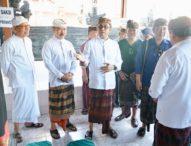 Jaya Negara Tinjau Persiapan TPS Pilkel Serentak Kota Denpasar