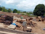 Pasar Rakyat Waiwadan Dipoles Dengan Bentuk Prototype