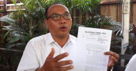 """Kasus Dugaan Penelantaran Anak dan Suami Dengan Tersangka Oknum Pegawai Kejaksaan """"Parkir"""" di Kejari Denpasar"""