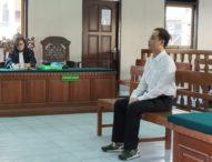 Bawa Sabu dan Ekstsi, Pria  Malaysia Dituntut Jalani Rehabilitasi