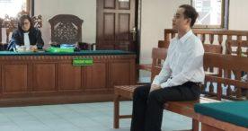 Terjerat Kasus Narkoba, Turis Malaysia Divonis Rehabilitasi