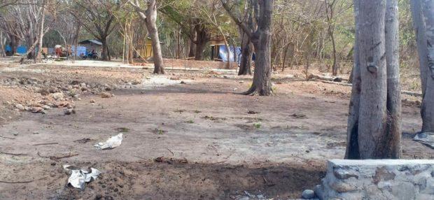 Habis Masa Kontrak, Kemajuan Fisik Proyek Tempat Parkir di Obyek Wisata Riangsunge 40,15 Persen