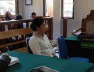 Nilep Komisi Karyawan, Leila Natalia Dituntut 1,5 Tahun Penjara