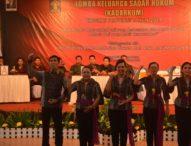 Desa Dauh Puri Kaja Wakili Denpasar Pada Lomba Kadarkum Provinsi Bali 2019