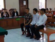 Telan Sekilo Sabu, Dua Warga Thailand ini Dihukum 16 Tahun