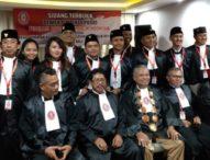 Pengadilan Tinggi Ambil Sumpah 18 Advokat Anggota FERARI Bali
