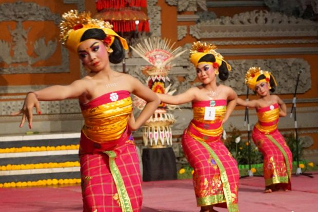 Pentas Seni Budaya Kelurahan Sumerta Kembali Digelar