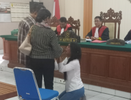 Waria Residivis Kasus Pencurian Divonis 14 Bulan Penjara