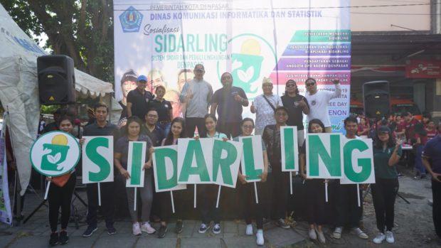 Pemkot Denpasar Kembali Gelar Sosialisasi SiDarling