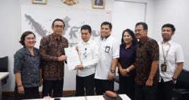 Kementerian Perdagangan RI Serahkan Hibah Pasar Badung Ke Pemkot Denpasar