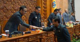 Dewan Setujui RanperdaAPBD Kota Denpasar TA.2020